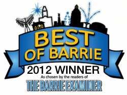 Best-of-Barrie 2012 Winner