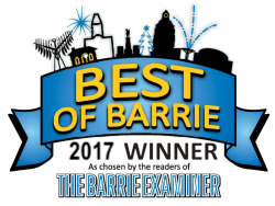Best-of-Barrie 2017 Winner